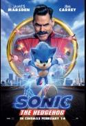 Sonic the Hedgehog at Royston Picture Palace