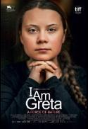 I am Greta at Royston Picture Palace