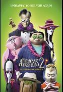 The Addams Family 2 at Royston Picture Palace