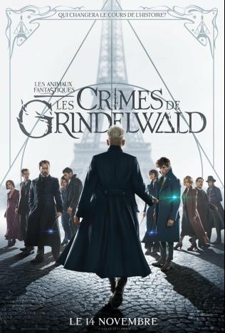 Les Animaux fantastiques : Les crimes de Grindelwa